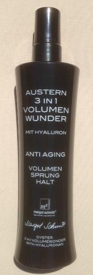 AUSTERN 3 in 1 Volumenwunder mit Hyaluron, ANTI AGING, 200ml, B-Ware