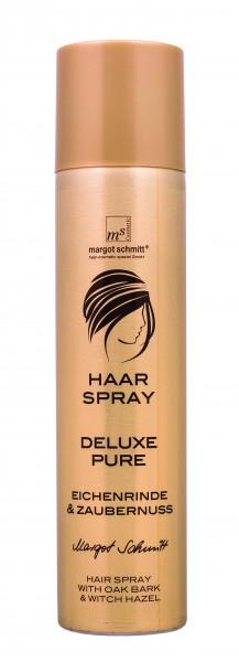 Haarspray DELUXE PURE mit Eichenrinde und Zaubernuss, 300ml, B-Ware
