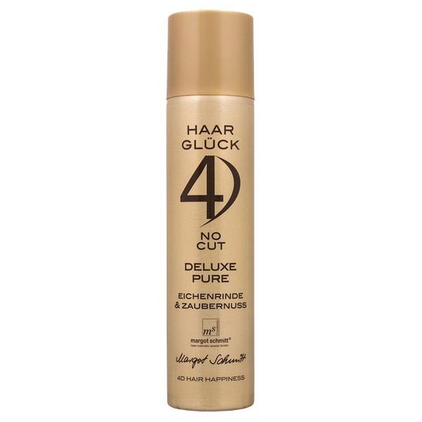Haarglück 4D - Deluxe Pure Haarpflege mit Zaubernuss und Cashmere, 300ml - B-Ware
